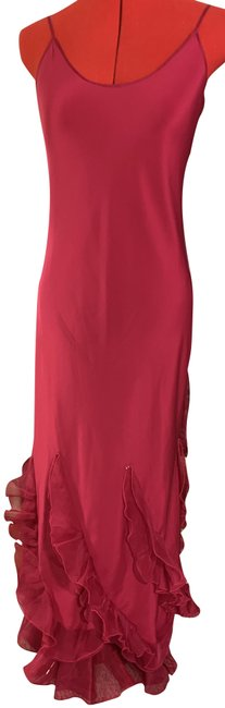 Item - Fuchsia New York Collection #3. Long Formal Dress Size 8 (M)