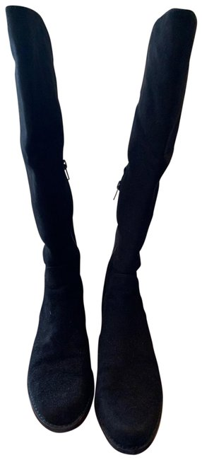 Item - Black Suede Villepentagon Boots/Booties Size US 5.5 Regular (M, B)