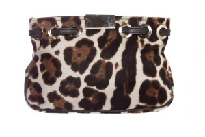 Jimmy Choo Leopard Clutch