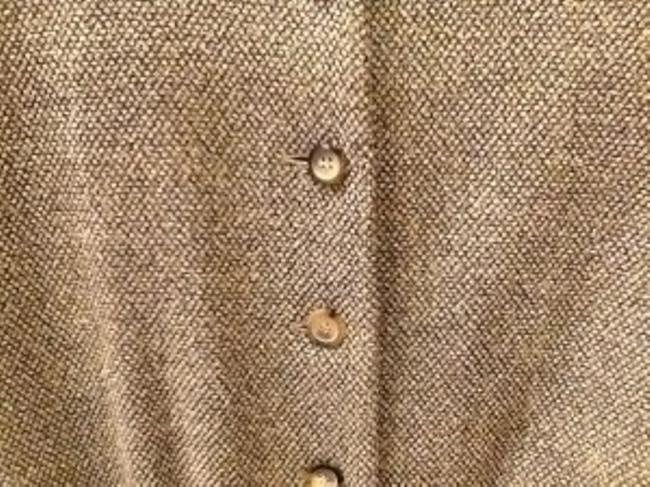 Joan & David light grey tweed Blazer