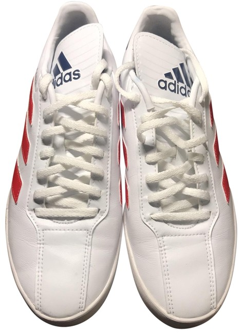Item - White/Blue/Red 118666224 Sneakers Size US 7.5 Regular (M, B)