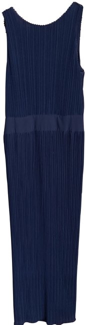 Item - Night Blue N A Long Cocktail Dress Size 4 (S)