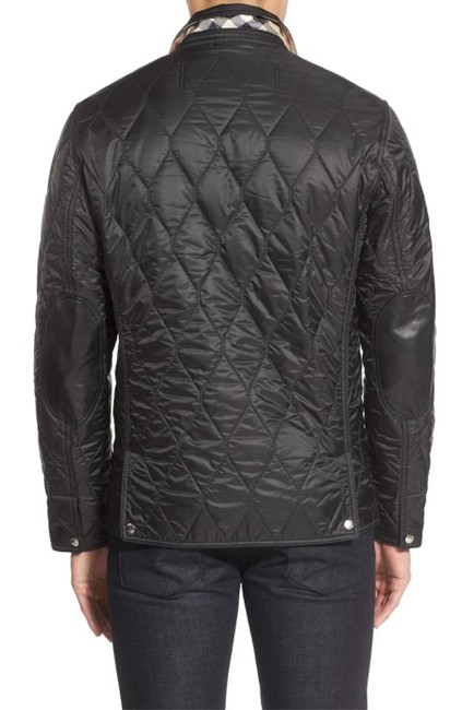 burberry jacket mens quilted