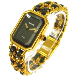 Chanel Chanel Premier Gold Quartz Watch