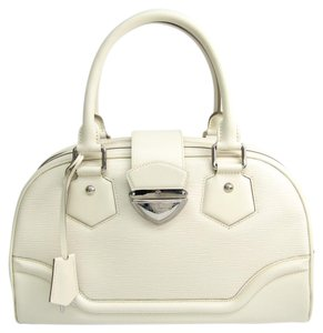 Louis Vuitton Satchel in LV Ivory