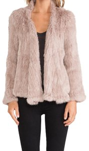 NICHOLAS Winter Jacket Fur Coat