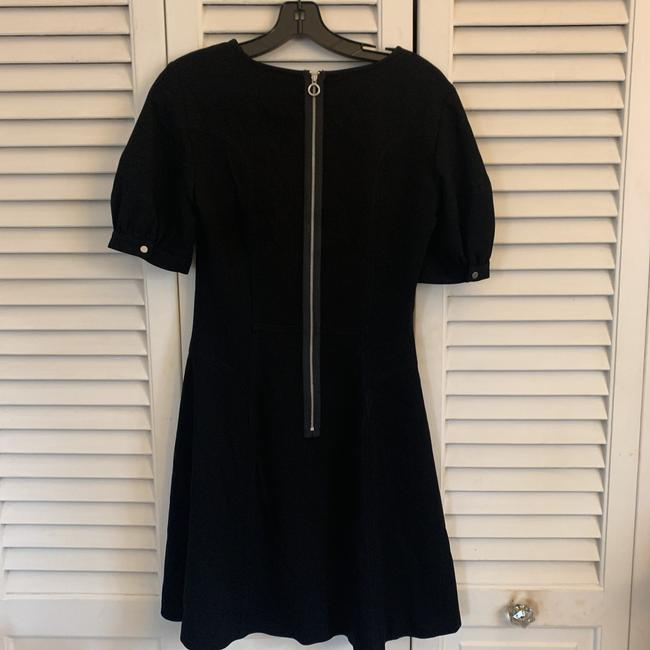 Marc by Marc Jacobs Black Mid-length Work/Office Dress Size 2 (XS) Marc by Marc Jacobs Black Mid-length Work/Office Dress Size 2 (XS) Image 2