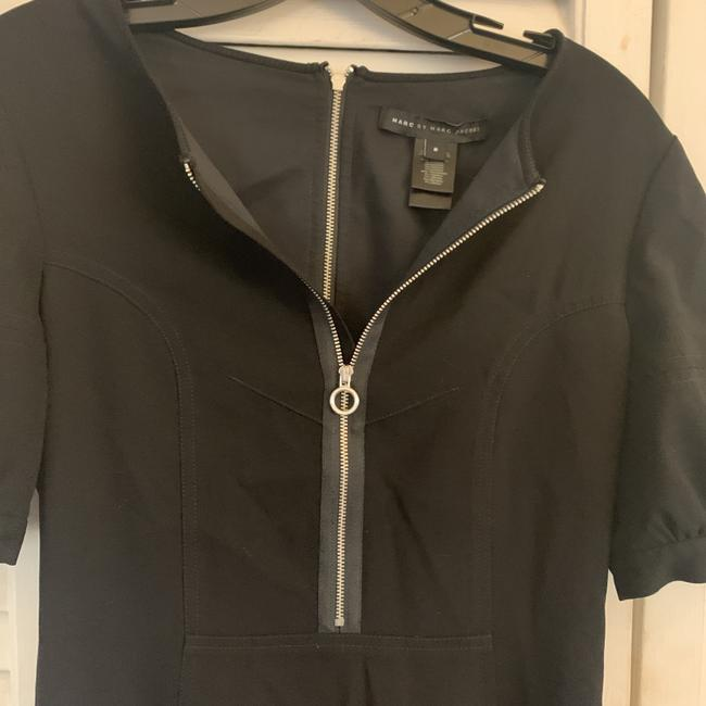 Marc by Marc Jacobs Black Mid-length Work/Office Dress Size 2 (XS) Marc by Marc Jacobs Black Mid-length Work/Office Dress Size 2 (XS) Image 5
