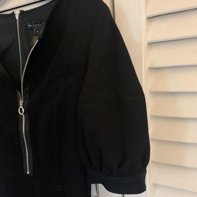 Marc by Marc Jacobs Black Mid-length Work/Office Dress Size 2 (XS) Marc by Marc Jacobs Black Mid-length Work/Office Dress Size 2 (XS) Image 6
