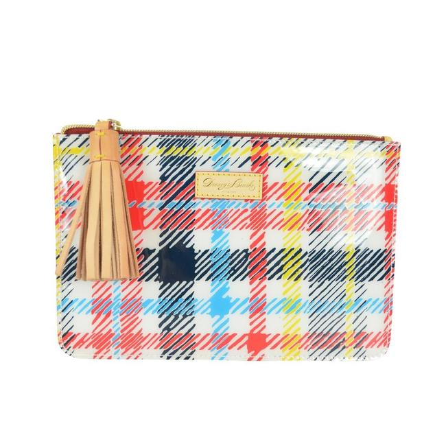 Item - Cosmetic Pouch Chatham Tassel White Acrylic Clutch