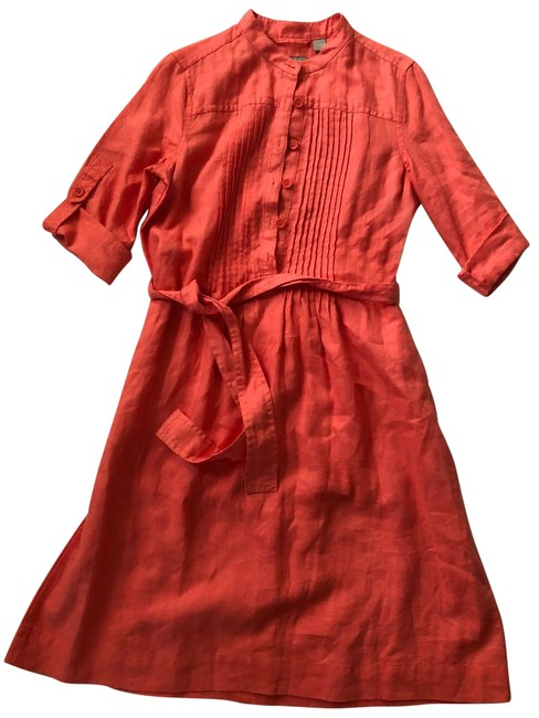 Item - Coral Barrier Reef Long Casual Maxi Dress Size 10 (M)