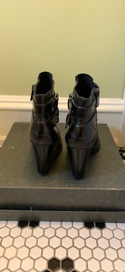 Kenneth Cole Black Boots Image 1