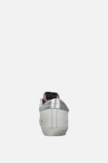 Golden Goose Deluxe Brand Sneaker Ggdb Sneakers Ggdb White & Pink Athletic Image 2