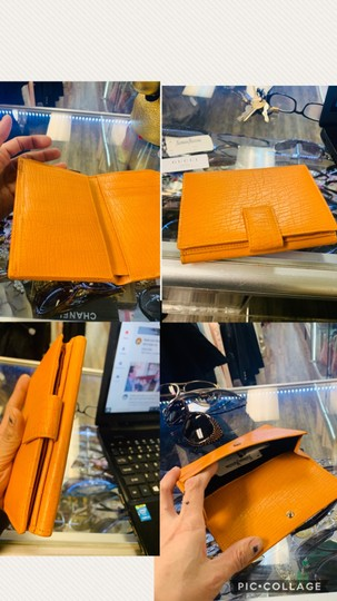 Gucci Gucci bifold wallet leather plain Image 2