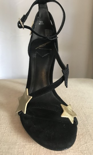 Brian Atwood Black Sandals Image 2