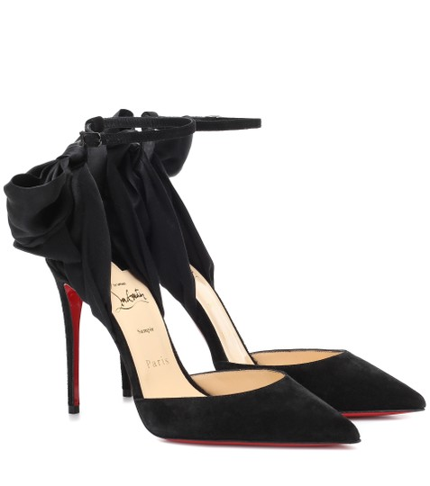 Preload https://img-static.tradesy.com/item/26593363/christian-louboutin-black-nodo-100mm-suede-pumps-size-eu-405-approx-us-105-regular-m-b-0-0-540-540.jpg