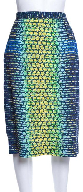 Preload https://img-static.tradesy.com/item/26593437/peter-pilotto-multicolor-blue-skirt-size-10-m-31-0-1-650-650.jpg