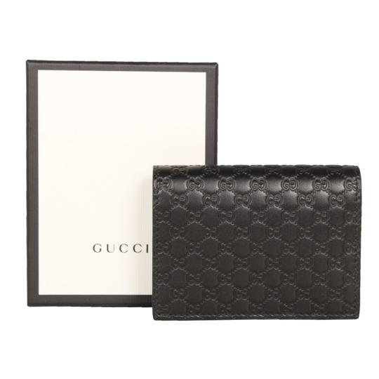 Gucci Gucci Mens Brown Microguccissima Leather Folding Wallet 544474 Image 7