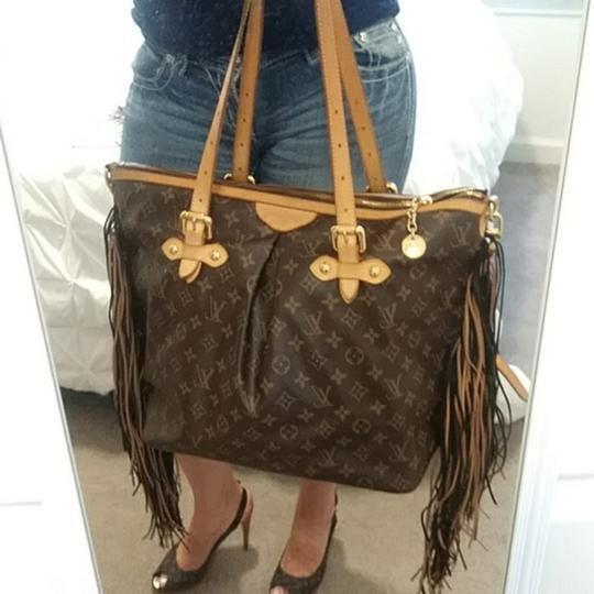 Louis Vuitton Palermo Gm Hot Hot Flare Extremely Rare Shoulder Bag Image 1