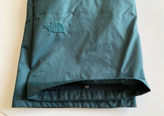 The North Face Wide Leg Pants green Image 1