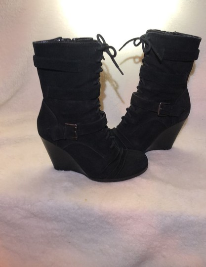 Guess Black Wedges Image 1