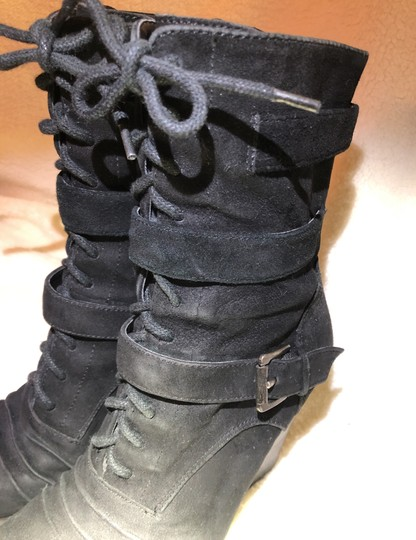 Guess Black Wedges Image 10