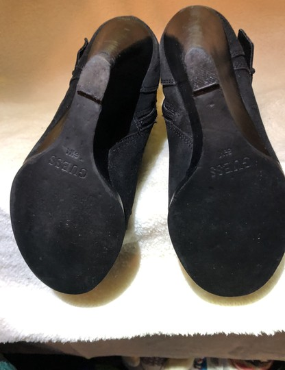 Guess Black Wedges Image 4