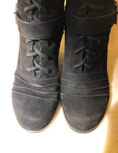 Guess Black Wedges Image 9