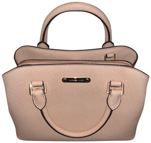 Michael Kors Satchel in Blush
