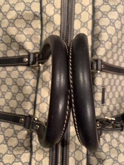 Gucci Beige with black accents Travel Bag Image 10