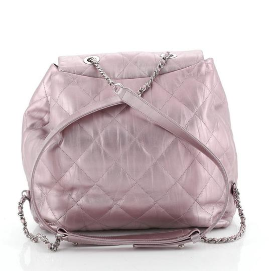 Chanel Leather Backpack Image 3