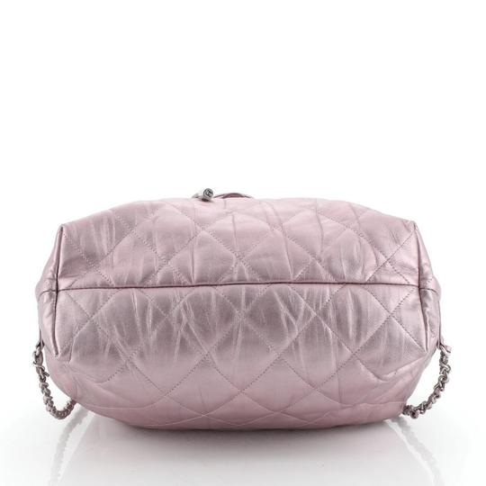 Chanel Leather Backpack Image 4
