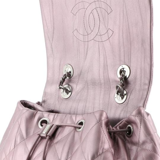 Chanel Leather Backpack Image 6