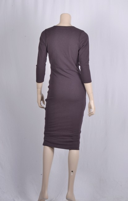 James Perse short dress fig on Tradesy Image 4
