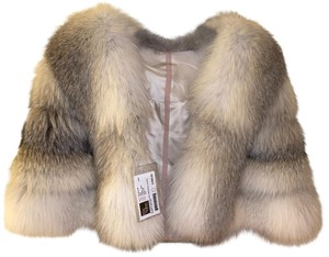 The Fur Salon Cape
