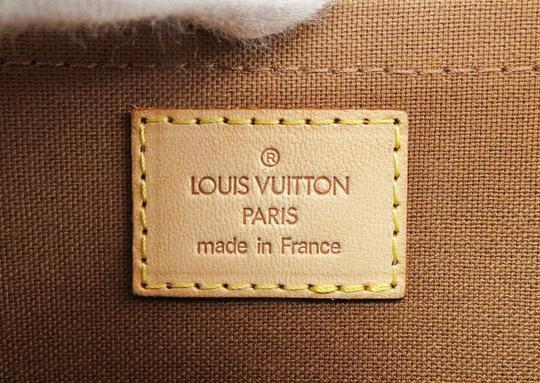 Louis Vuitton Luxury Canvas Leather Shoulder Cross Body Bag Image 10
