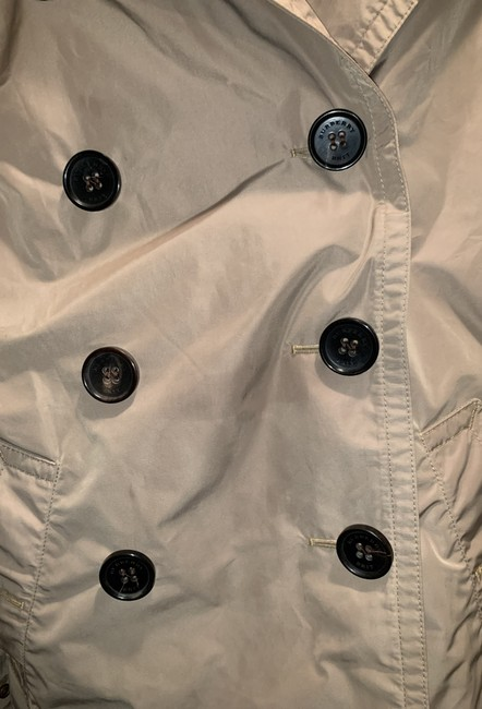 Burberry Brit Trench Coat Image 6