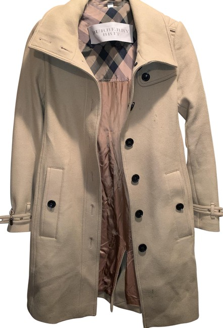 Item - Tan. Rushworth Belted Cashmere Coat Size 2 (XS)