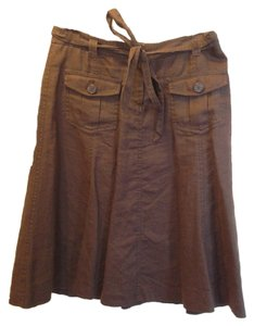 J.Crew Skirt brown