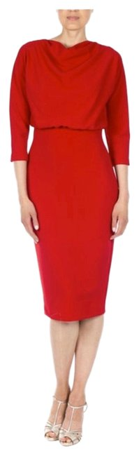 Preload https://img-static.tradesy.com/item/26596384/badgley-mischka-cranberry-boatneck-day-mid-length-workoffice-dress-size-16-xl-plus-0x-0-1-650-650.jpg