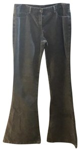 Theory Super Flare Pants med grey.