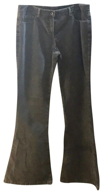 Item - Med Grey. Very Long Cords 35.5 Inseam Pants Size 12 (L, 32, 33)