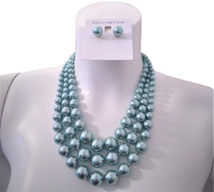 Charter Club Charter Club Imitation Pearl Necklace & Earring Set