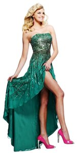 Sherri Hill Prom Homecoming High Low Dress