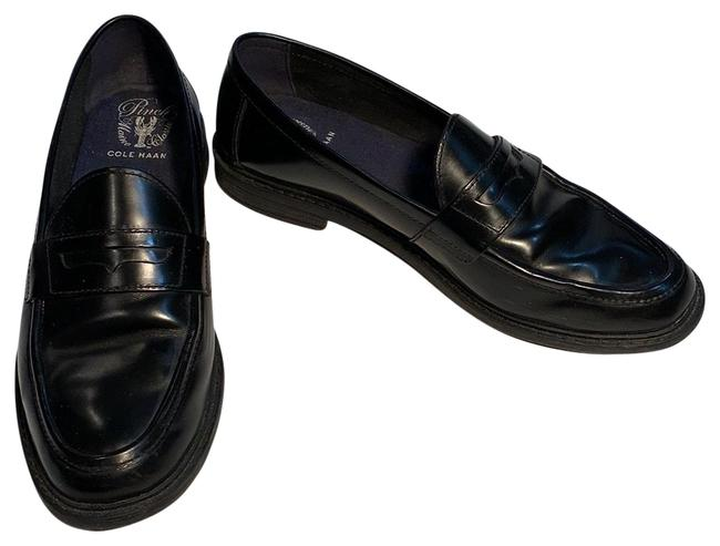 Item - Black Pinch Campus Penny Loafer Style #w00299 Flats Size US 9.5 Regular (M, B)