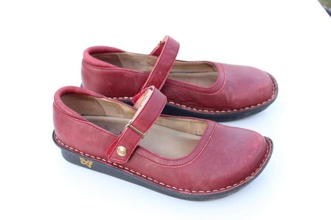 Alegria by PG Lite Red Bell Mules/Slides Size US 7 Regular (M, B) Alegria by PG Lite Red Bell Mules/Slides Size US 7 Regular (M, B) Image 11