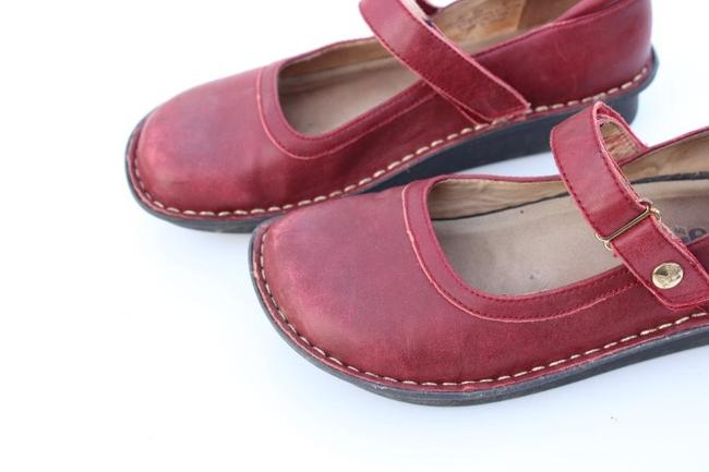 Alegria by PG Lite Red Bell Mules/Slides Size US 7 Regular (M, B) Alegria by PG Lite Red Bell Mules/Slides Size US 7 Regular (M, B) Image 6