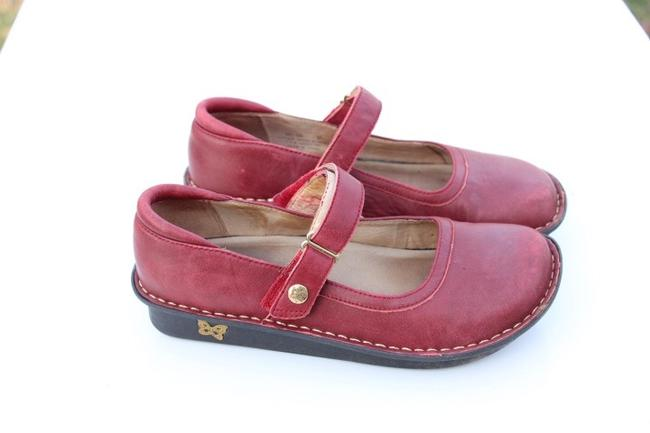 Alegria by PG Lite Red Bell Mules/Slides Size US 7 Regular (M, B) Alegria by PG Lite Red Bell Mules/Slides Size US 7 Regular (M, B) Image 10