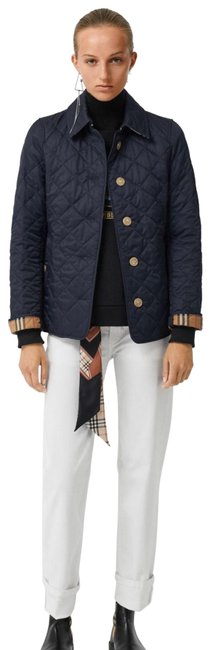 Item - Black Quilted Jacket Size 16 (XL, Plus 0x)
