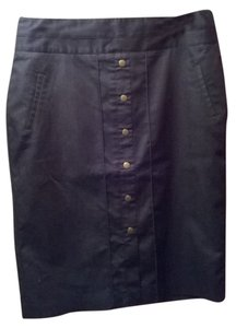 Worthington Skirt Navy/Denim